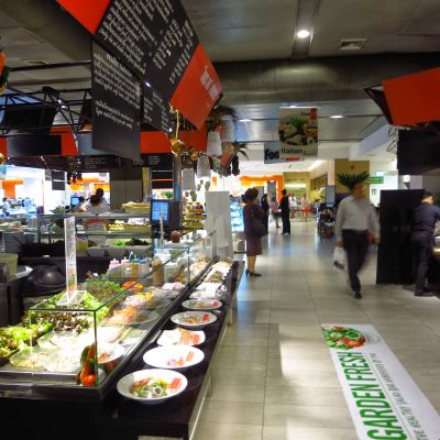 FoodLoft at Central Chidlom