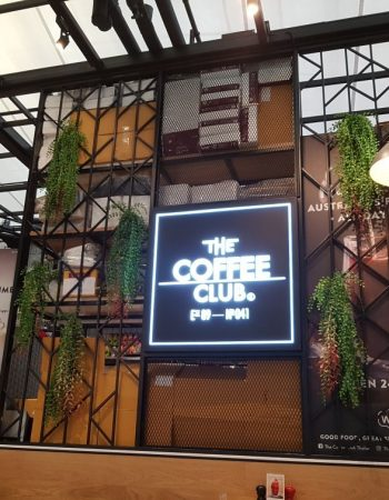 The Coffee Club – Ekamai